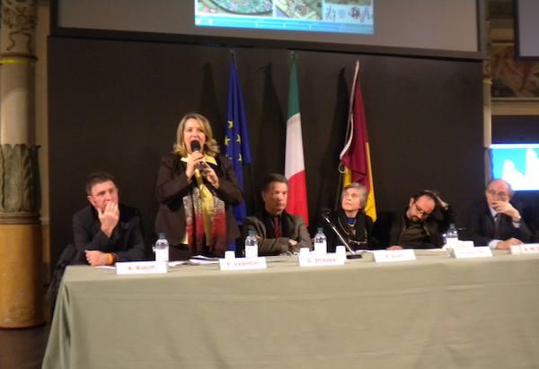 Presentazione premio Simonetta Bastelli