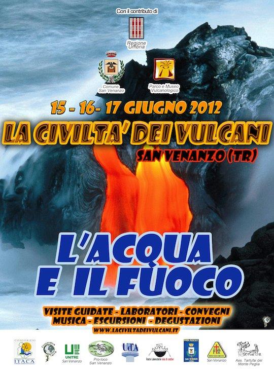 Civiltà dei Vulcani 2012