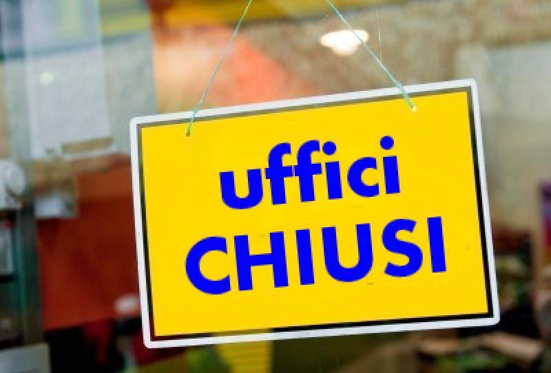 Il 2 Novembre gli Uffici Comunali restano chiusi al pubblico