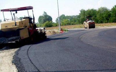 Chiusura al traffico e alla sosta di alcuni tratti stradali per lavori di bitumatura
