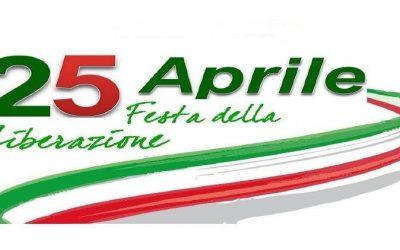 25 aprile, anniversario della liberazione