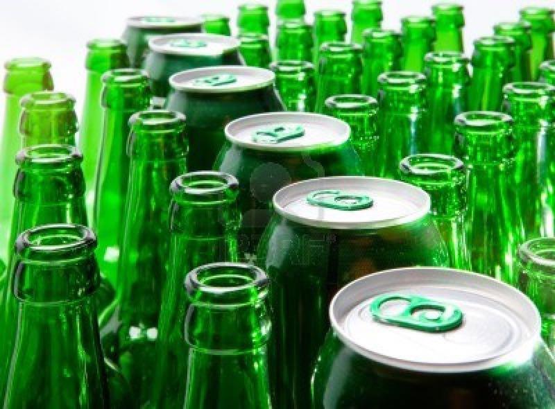 Divieto di vendita per asporto di bevande in bottiglie e lattine