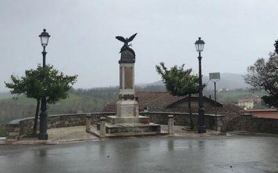 Cerimonia al Monumento dei Caduti per la Festa della Repubblica