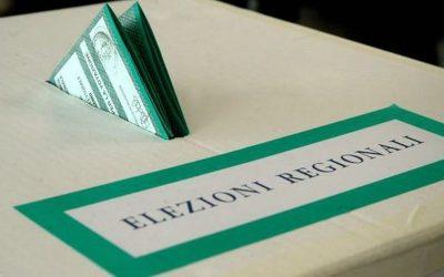 Domenica 27 Ottobre 2019 si vota per le Elezioni Regionali