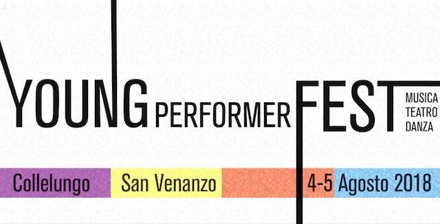 """""""Young Performer Fest"""". Musica, teatro e danza sul palco di Collelungo"""