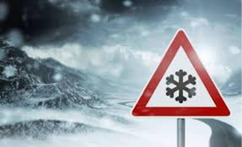 Scuole chiuse a causa delle precipitazioni nevose