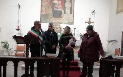 """Nella Giornata della Memoria ricordati i """"Giusti delle Nazioni"""" Aldo e Francesca Faina"""