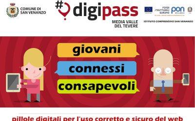 DigiPASS, incontro in-formativo dedicato agli studenti