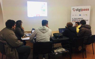Partiti i laboratori di alfabetizzazione digitale