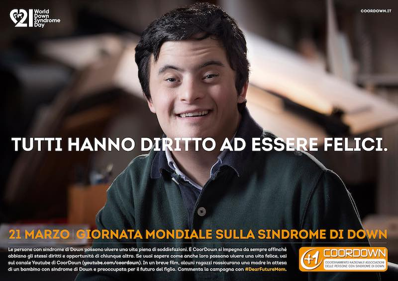 Giornata Internazionale della Sindrome Down
