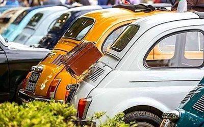 Chiusura al traffico e alla sosta di Piazza Alighieri per il Raduno di Fiat 500
