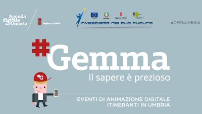 Primo incontro del Gemma Progetto – 21 aprile 2021 ore 17:00